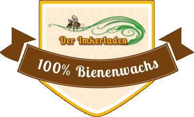 Siegel 100% Bienenwachs